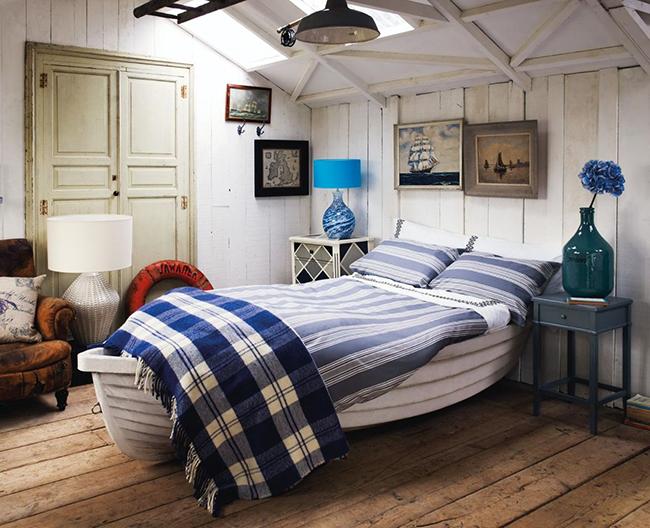 Camas de sonho - Cama barco