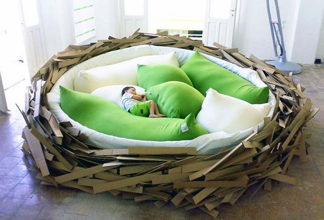 Camas de sonho - Cama ninho