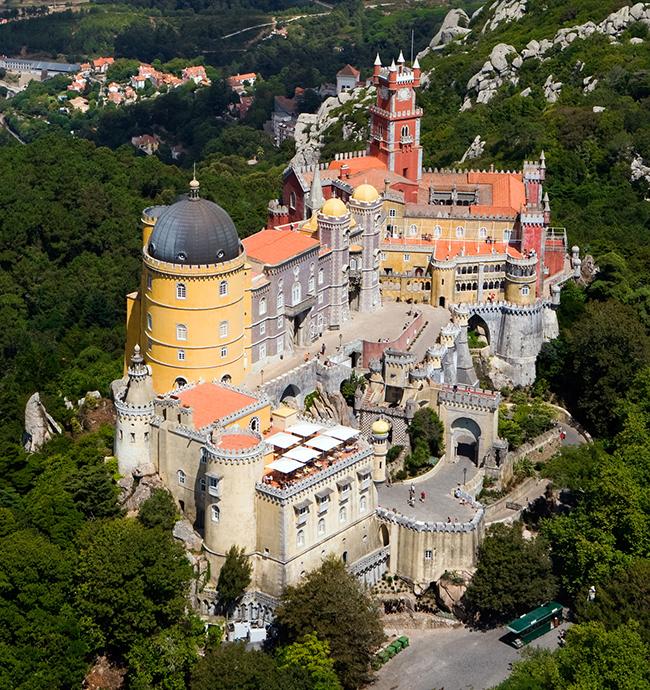 Monumentos que nos enchem de orgulho - Palácio Nacional da Pena, Sintra
