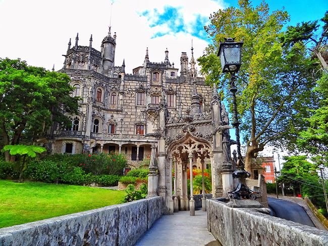Monumentos que nos enchem de orgulho - Quinta da Regaleira, Sintra
