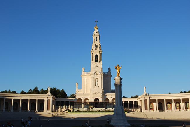 Monumentos que nos enchem de orgulho - Santuário de Fátima, Fátima