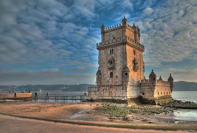 Monumentos que nos enchem de orgulho - Torre de Belém