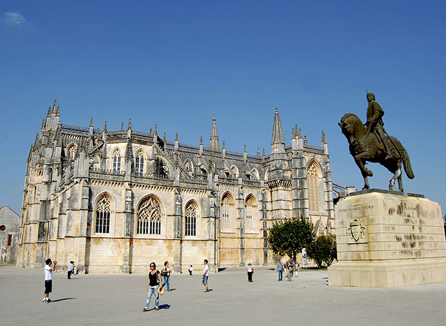 Monumentos que nos enchem de orgulho - Mosteiro da Batalha, Batalha