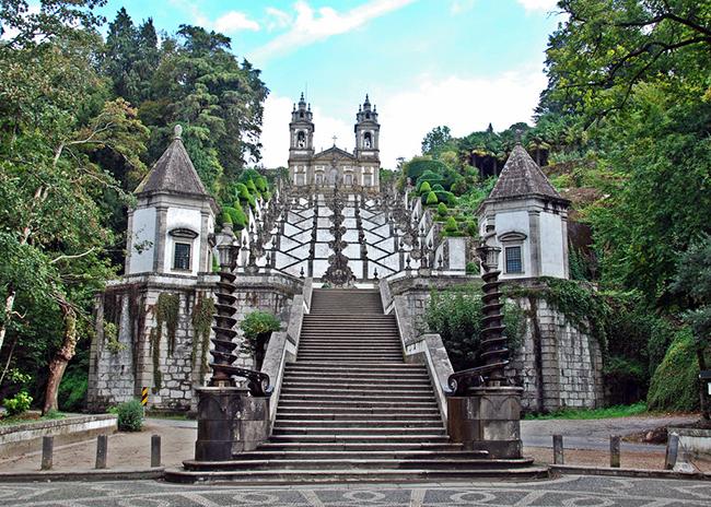 Monumentos que nos enchem de orgulho - Bom Jesus de Braga, Braga