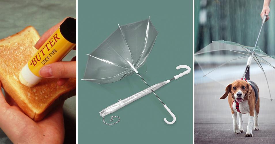 As invenções mais loucas do mundo