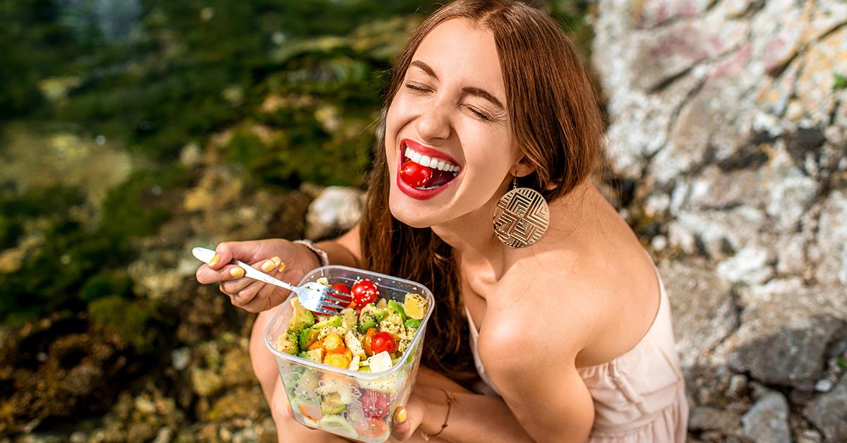 Tenha sempre consigo uma lancheira saudável e nutritiva
