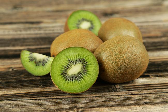 Top 10 frutos menos calóricos - kiwi