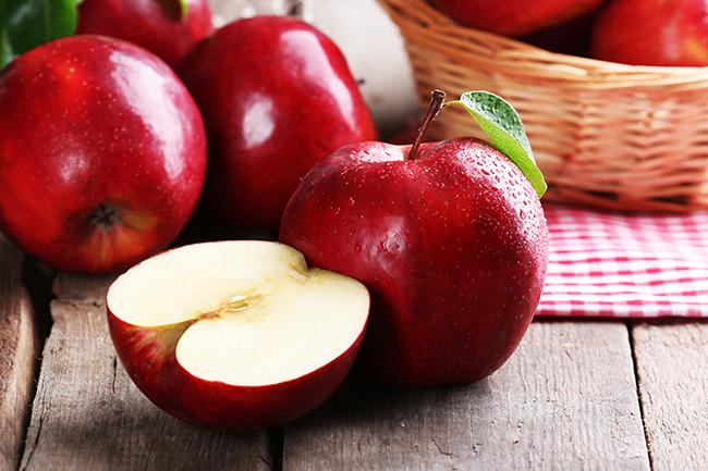 Top 10 frutos menos calóricos - maçã