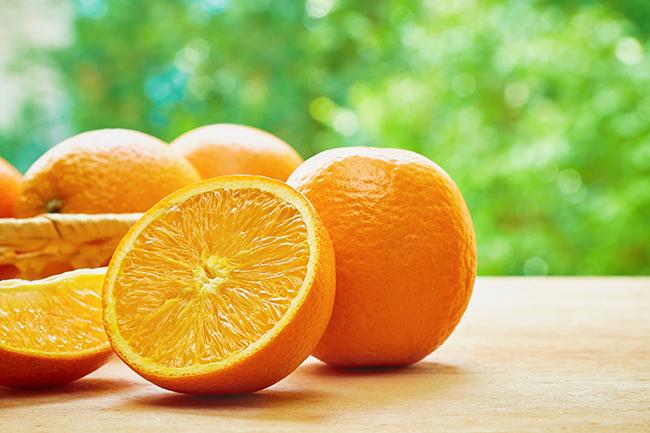 Top 10 frutos menos calóricos - laranja