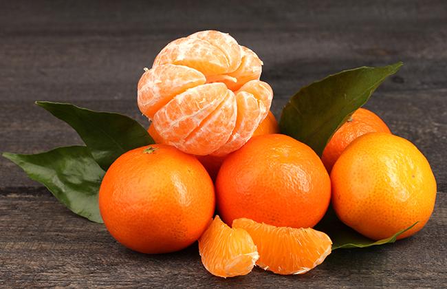 Top 10 frutos menos calóricos - tangerina