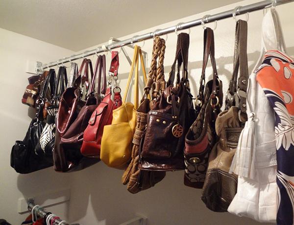 ideias de arrumação para malas