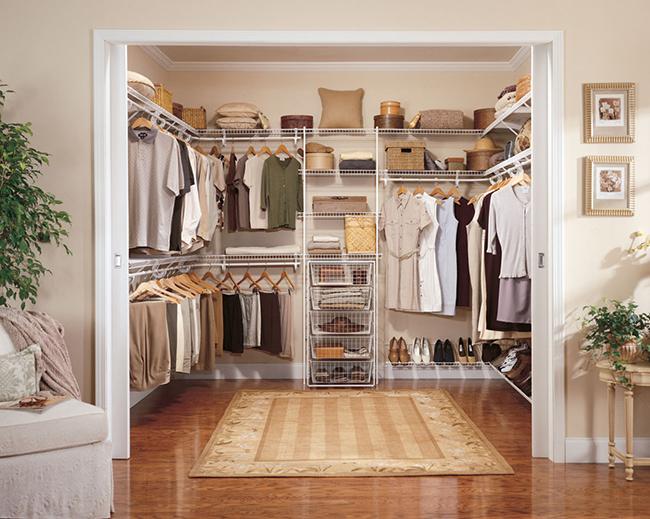 Closets de sonho para todas as carteiras - closet amplo