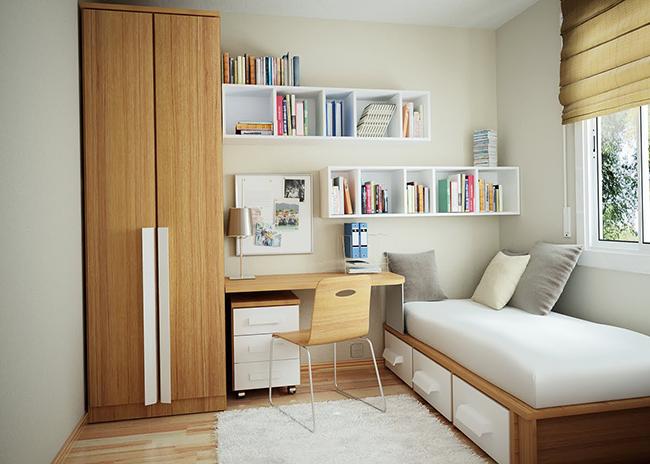 decoração quartos pequenos