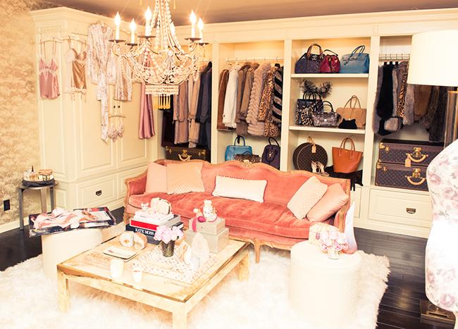 Closets de sonho para todas as carteiras - closets glamorosos