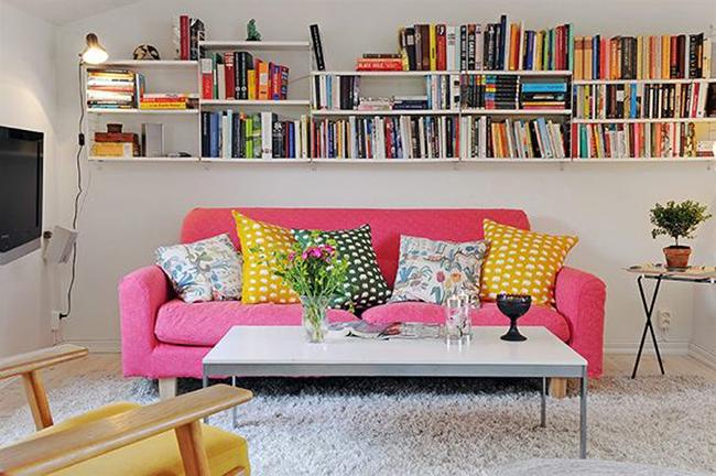 Soluções geniais para estúdios e casas pequenas - mobilidade