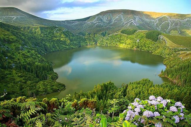 S. Miguel, Açores, Portugal - 11 das ilhas mais bonitas do Mundo