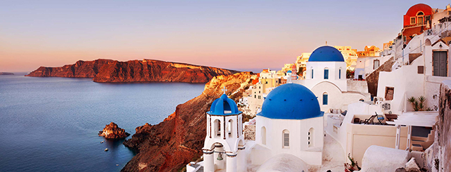 Santorini, Grécia - 11 das ilhas mais bonitas do Mundo