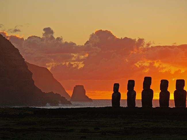 Ilha de Páscoa, Polinésia Oriental, Chile - 11 das ilhas mais bonitas do Mundo