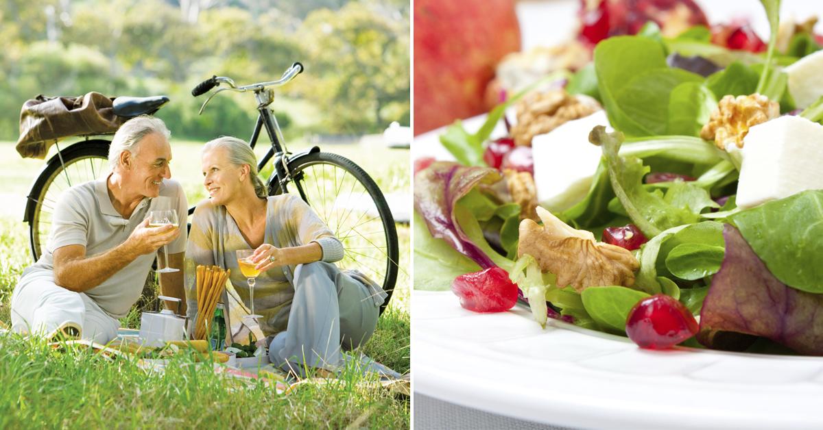 10 Hábitos saudáveis que o ajudarão a viver até aos 100 anos