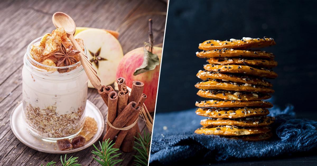 3 snacks nutritivos e poucos calóricos por Ágata Roquette