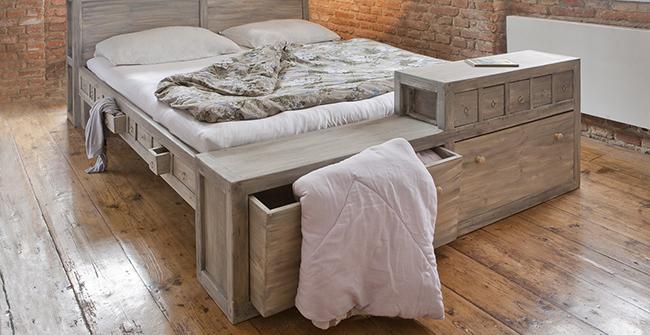 Soluções geniais para estúdios e casas pequenas - mobiliário multifunções