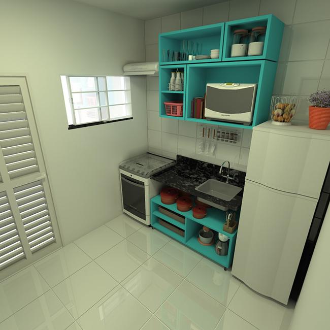 decoração de cozinhas