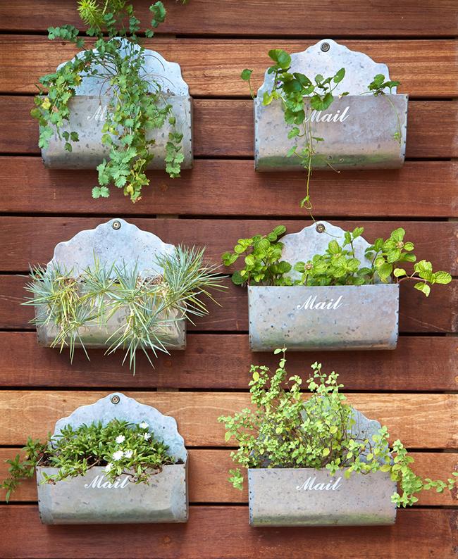 Ervas arom ticas e jardins em casa 11 dicas geniais like3za - Jardin de aromaticas ...