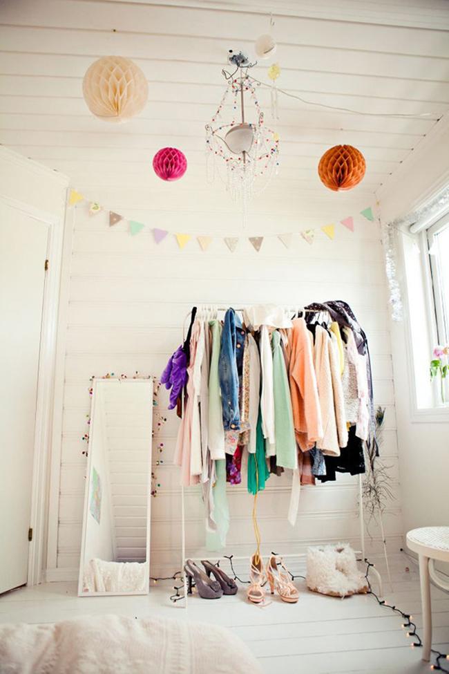 Closets de sonho para todas as carteiras - acessórios