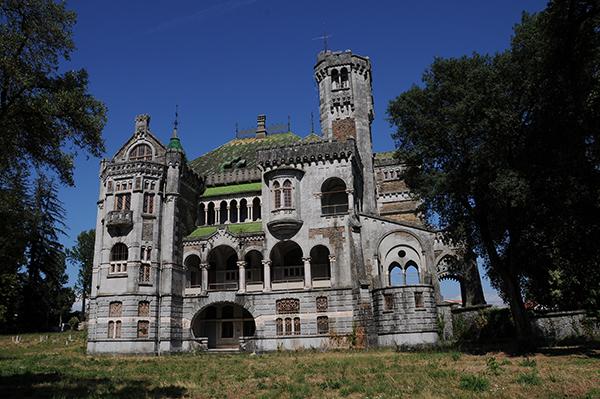Castelo da Dona Chica, Palmeira, Braga - 10 Locais abandonados