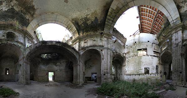Convento de Seiça, Figueira da Foz, Coimbra - 10 Locais abandonados
