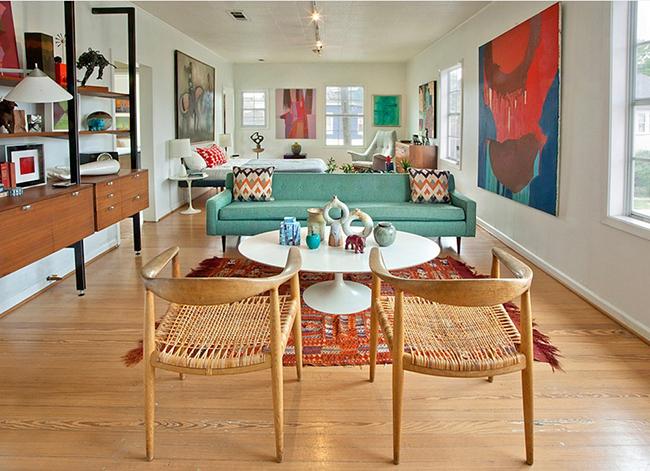 Soluções geniais para estúdios e casas pequenas - deixe entrar a luz