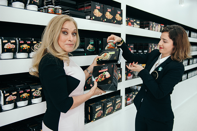 Teresa Guilherme e a dieta Lev