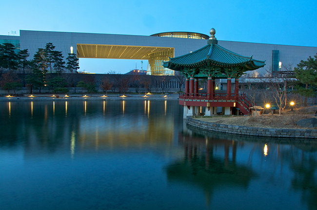 13 dos museus mais visitados do mundo - National Museum of Korea, Seul, Coreia do Sul