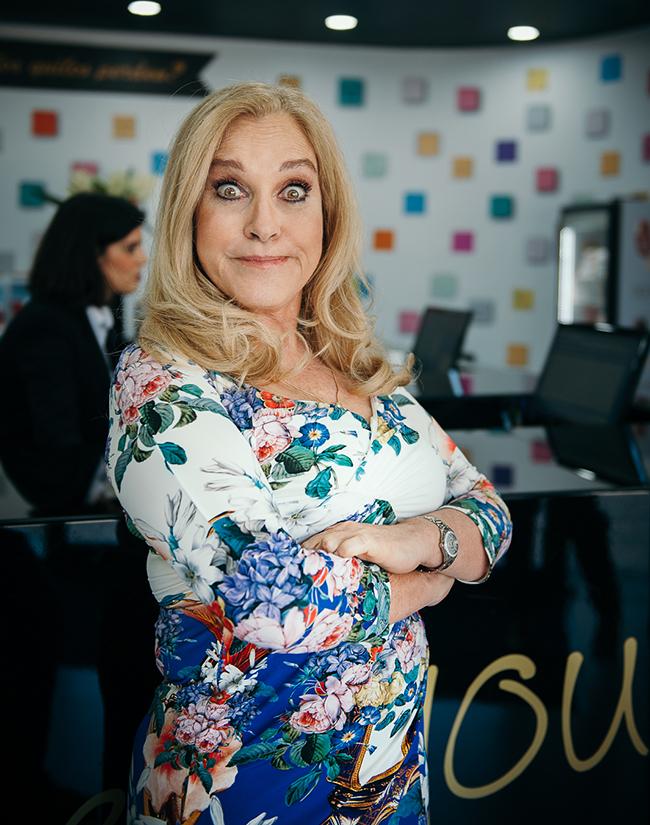 Teresa Guilherme dieta Lev