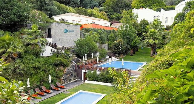 Villa Termal das Caldas de Monchique Spa Resort - Vista Panorâmica
