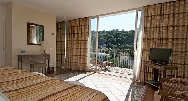 Villa Termal das Caldas de Monchique Spa Resort - Quarto com vista