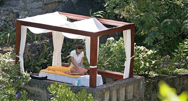 Villa Termal das Caldas de Monchique Spa Resort - Massagem