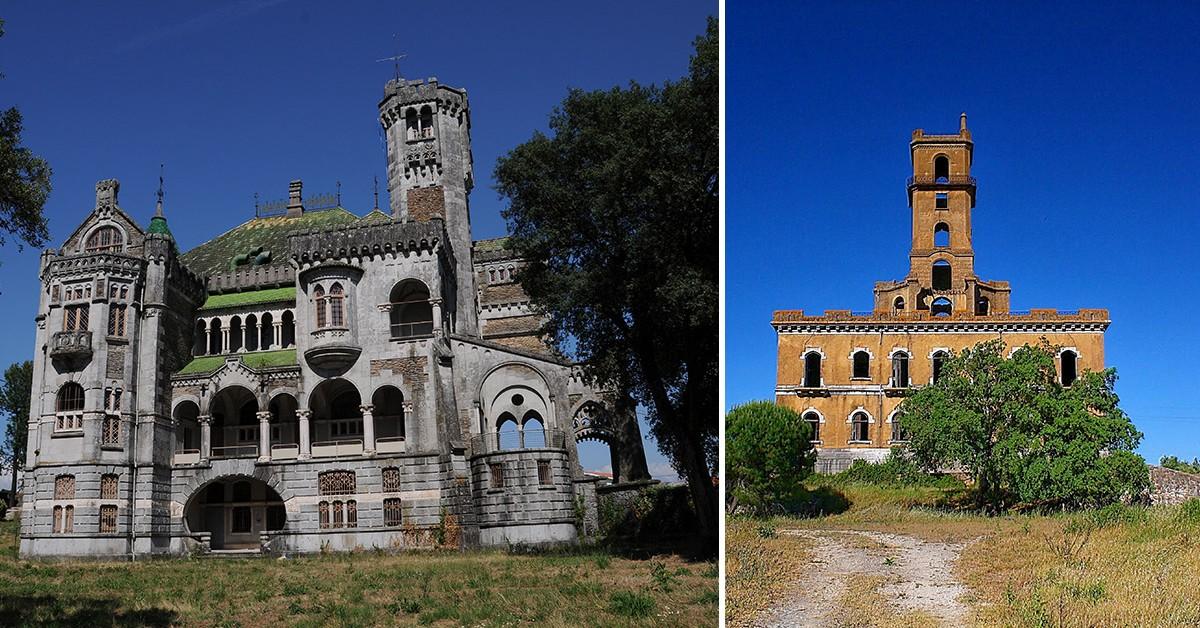 10 locais abandonados de rara beleza