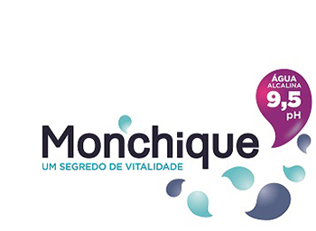 logotipo Águas de Monchique