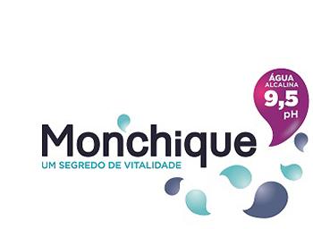 logotipo Águas de Monchique