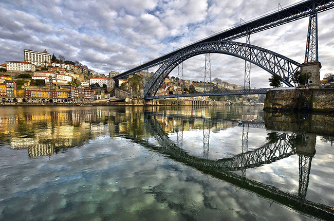 Ponte Luís I, Porto, Portugal - As 15 pontes mais espectaculares do mundo