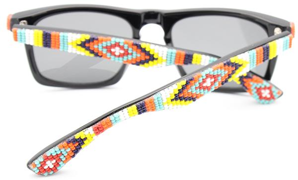 Missangas - oculos de sol