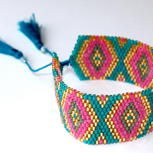Missangas - pulseiras