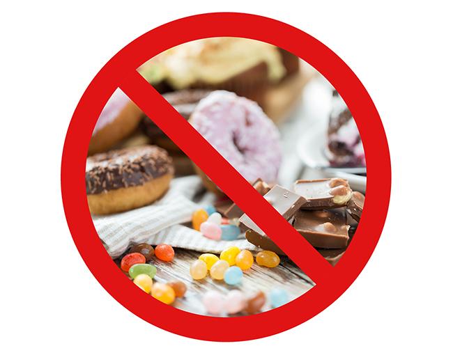 Suprima o excesso de açúcar para perder gordura abdominal