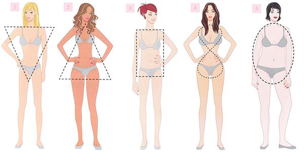 Top Five | Dicas para equilibrar ombros largos e quadris