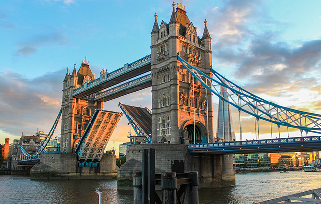 Tower Bridge, Londres, Reino Unido - As 15 pontes mais espectaculares do mundo