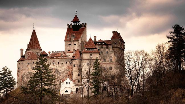 Castelo de Bran, Transilvânia, Roménia - Lugares mais misteriosos do mundo
