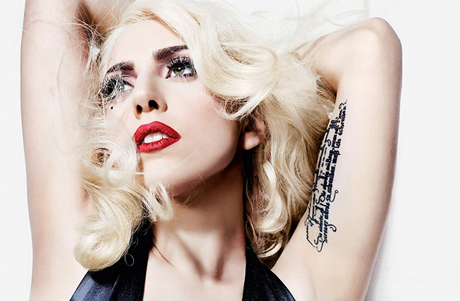 Sabe o nome verdadeiro da Lady Gaga ?