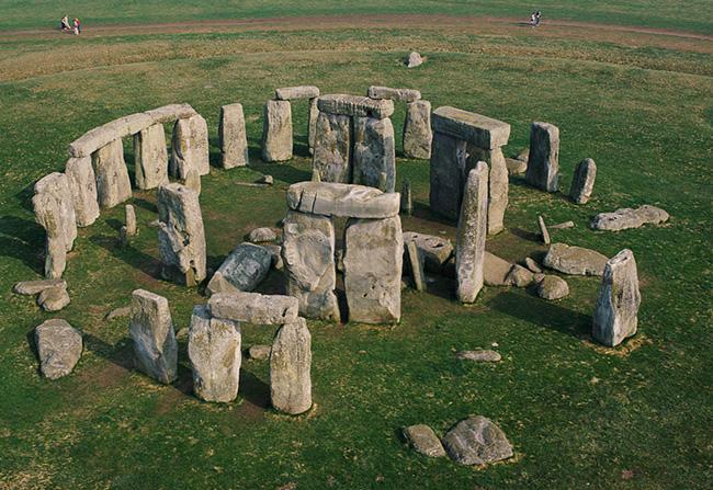 Stonehenge, Amesbury, Reino Unido - Lugares mais misteriosos do mundo