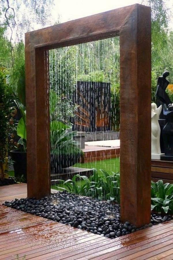 Duches de sonho - banho de chuva